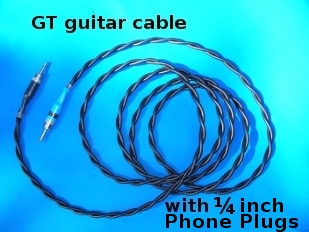 GT Guitar Cable