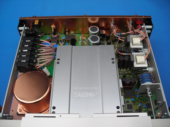 Marantz internal